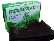 Duše Heidenau 10D 3.00,3,50,90/100,90/90,100/90,100/80,110/80-10 33G/90° (zahnutý ventil)