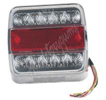trl12led Sdružená lampa zadní LED 12V