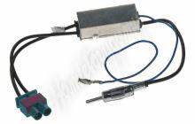 66220/double2 Anténní adaptér-napájení  double FAKRA-DIN