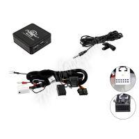 Hudební adapter s USB a Bluetooth, VW, Audi BT-USB AUDI 12