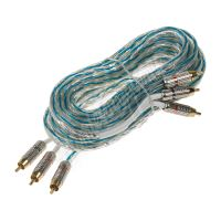 xs-3250 RCA audio/video kabel Hi-End line, 5m