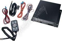 SN300Ws4 x Profesionální výstražný systém s mikrofonem 300W