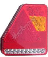 trs002p Sdružená lampa zadní LED 12-24V, ECE, pravá