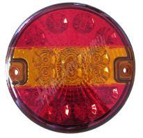trl224led LED sdružená lampa zadní, 12-24V, ECE