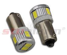 95171 LED BA9s bílá, 12V, 6LED/5630SMD