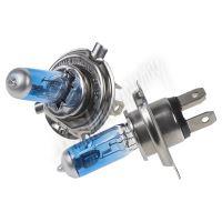912H41B Halogen. žárovka 12V s paticí H4, Blue white 4300K