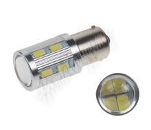 951003 LED BA15s bílá, 12-24V, 16LED/5730SMD