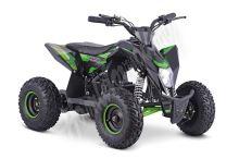 Dětská elektro čtyřkolka ATV FactoryTeam 1300W 48V Lithium zelená pouzita nove bat bazar