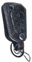 482KI103 x Kožený obal pro klíč Kia Carens, Sportage