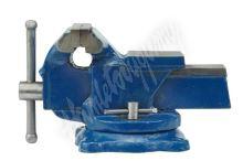 Svěrák zámečnický 125 mm otočný