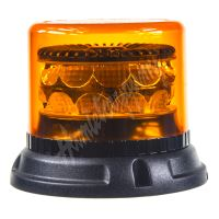 911-C24f PROFI LED maják 12-24V 24x3W oranžový 133x110mm, ECE R65