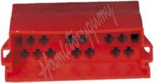 25006 Konektor MINI ISO 20 pinový protikus (25009)