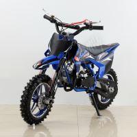 Minicross MiniRocket MiniKTX 49ccm modrá