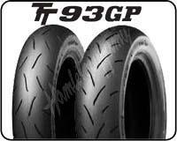 Dunlop TT93 GP Soft 120/80 -12 M/C 55J TL zadní