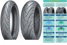 Michelin Pilot Road 3 120/70 ZR17 + 190/50 ZR17