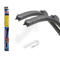 Stěrače FLAT SET (HOOK) 550+550mm