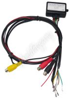 mi094 adaptér A/V výstup pro OEM navigaci VW RNS-510 (MFD3) se zpětnou kamerou nebo TV tun