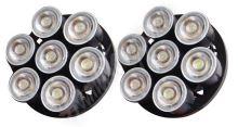 sj-292en LED světla pro denní svícení, kulatá 80mm, ECE