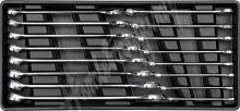 Vložka do zásuvky - klíče očkoploché 6-21mm, 16ks