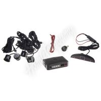 ps4w2 Parkovací systém bezdrátový s LED displejem, 4 senzory
