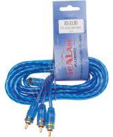 xs-3130 RCA audio/video kabel Hi-Q line, 3m