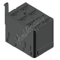 47103 Instalační konektor (patice) pro rocker spínače