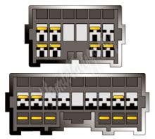 21120 Konektor ISO VOLVO 850-960 93>,S40