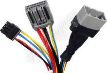 tvf-lr2 Kabeláž pro připojení modulu TVF-box01 do Land Rover 2012-