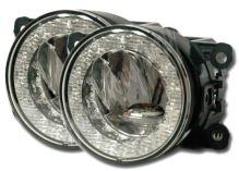 drlfog90FW LED mlhová světla/světla denního svícení/poziční světla, ECE