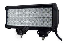 wl-cree144-2 LED 48x3W prac.světlo-rampa, 9-32V, 393x93x167mm