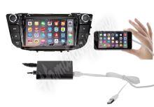 mi-mr05usb USB zrcadlové zobrazení telefonu v navigaci