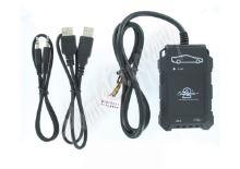 55usbmz001 Connects2 - ovládání USB zařízení OEM rádiem Mazda/AUX vstup