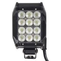 wl-cree36-2 LED 12x3W prac.světlo, 9-32V, 99 x 93 x 167 mm