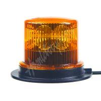 911-36f PROFI LED maják 12-24V 36x1W oranžový ECE R65 130x90 mm