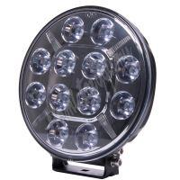 wld1205E LED 12x5W přídavné/pracovní světlo, 10-30V, 180 mm, ECE R112