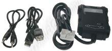55usbho001 Connects2 - ovládání USB zařízení OEM rádiem Honda/AUX vstup
