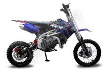 Pitbike Sky 17/14, 125ccm modrá barva