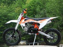 Pitbike MiniRocket SuperPit 125ccm 17/14  oranžová