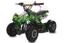 Dětská čtyřkolka Dragon II Sport zelená