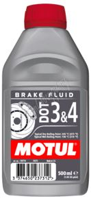Motul DOT 4 Brake Fluid (0,5L)