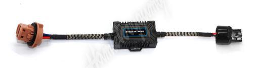 led-wc07 Eliminátor chybových hlášení s redukcí pro žárovky T20 (7440)
