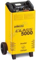 Nabíječka autobaterií Deca CLASS Booster 5000 (12 /24V 70A  460 *A) o kapacitě 35 - 800 Ah