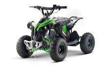 Dětská elektro čtyřkolka ATV MiniRocket Renegade 1200W zelená