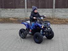 Dětská elektro čtyřkolka ATV Hummer 1000w 48v