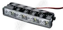 sj-299en LED světla pro denní svícení, 125x23mm, ECE