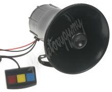 SI-053 Hobby výstražný systém se 3 přednastavenými tóny