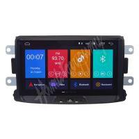 "80895A Autorádio pro Dacia, Renault, Opel, Lada s 8"" LCD, Android 10.0, WI-FI, GPS, Mirror"