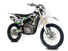 "Pitbike MiniRocket 250RX 21""/18"" Deluxe"
