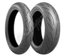 Bridgestone Battlax S21 120/70 ZR17 + 160/60 ZR17