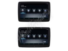 """ds-x116MC Set LCD monitorů 11,6"""" OS Android/USB/SD s držákem na opěrku pro Mercedes-Benz"""
